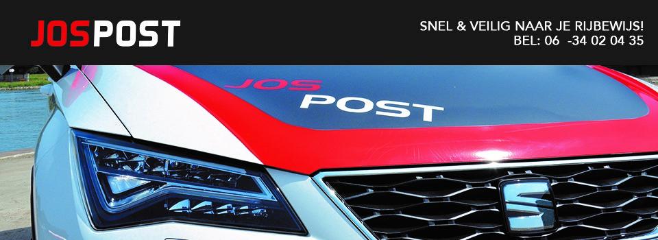 Jos Post – Rijles in Zwolle voor al je betaalbare rijlessen
